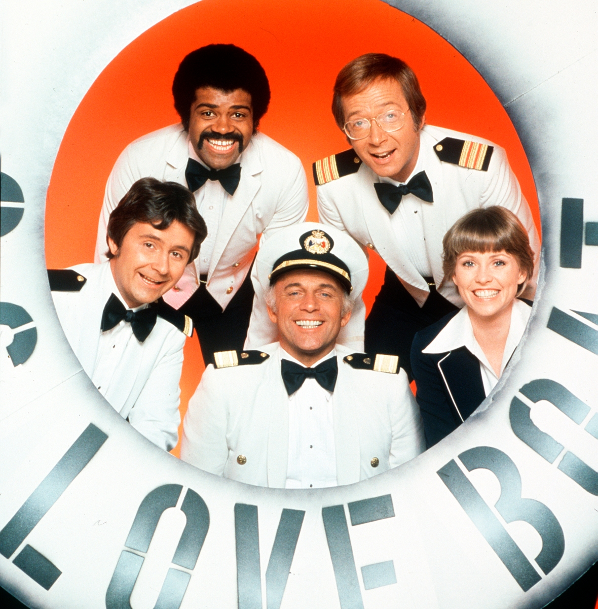 'the love boat' cast getty images