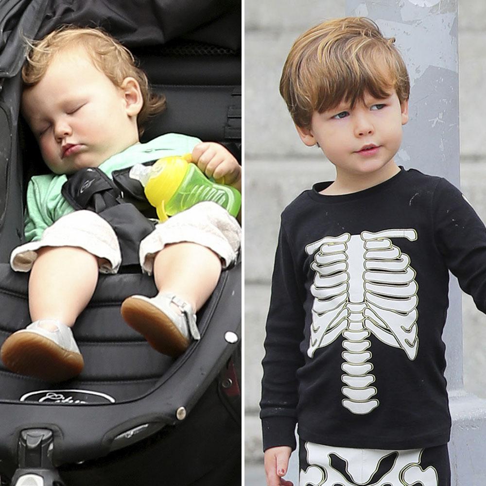 Ben Affleck and Jennifer Garner's Daughters Violet and