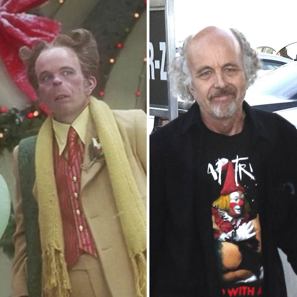 How The Grinch Stole Christmas Movie Characters.How The Grinch Stole Christmas Premiered 18 Years Ago See