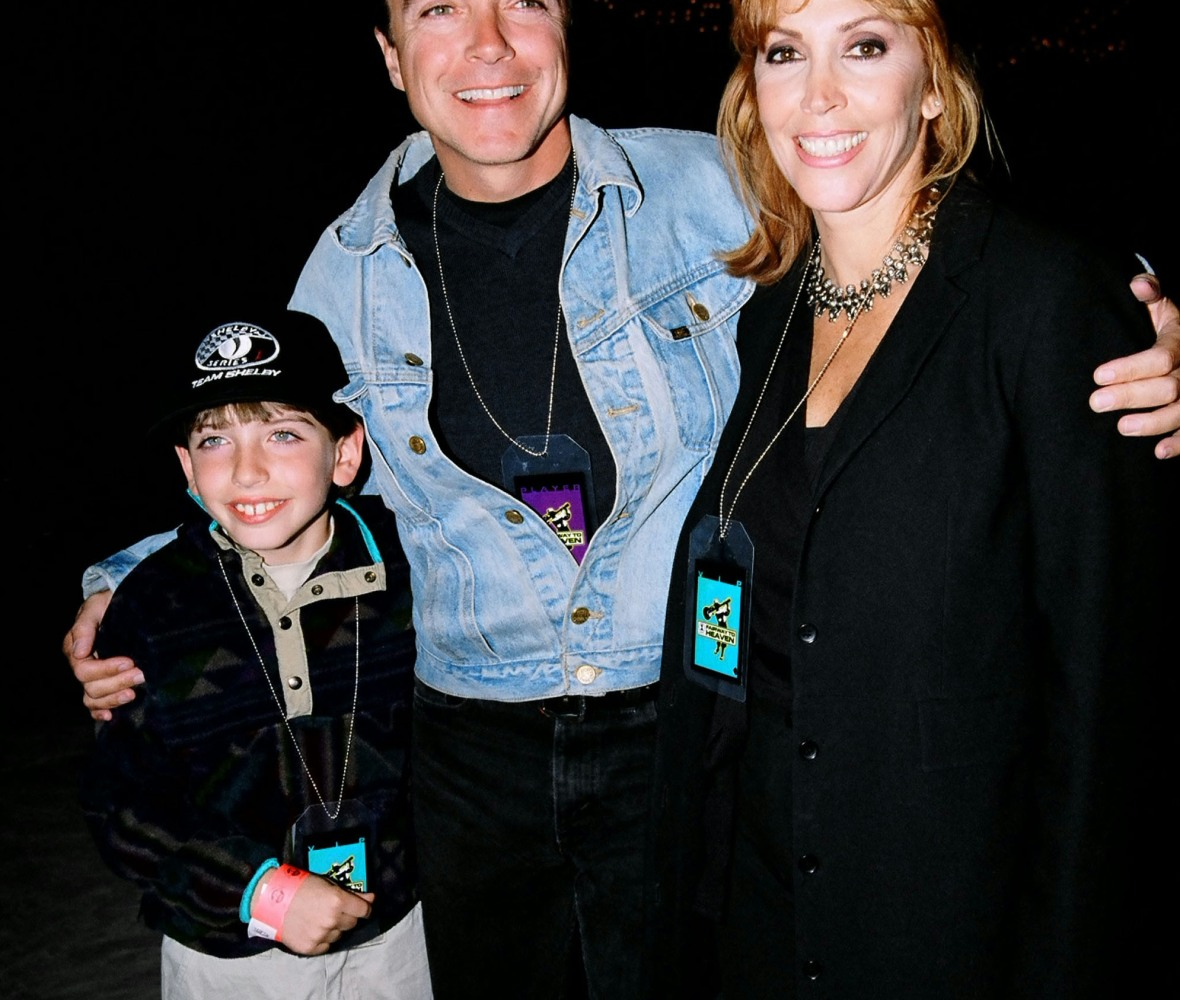 david cassidy beau cassidy getty images