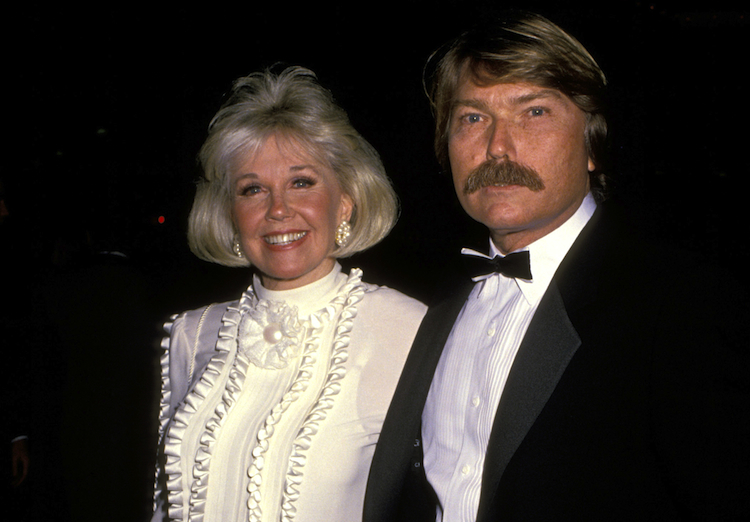 doris day terry melcher — getty images
