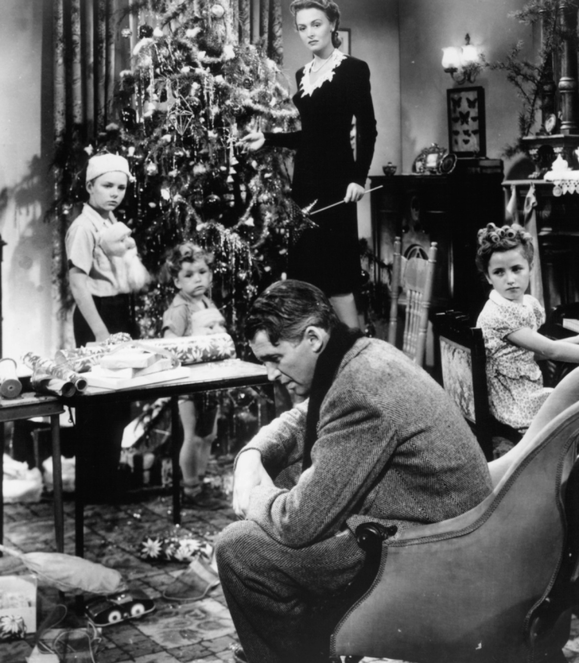 'it's a wonderful life' getty images
