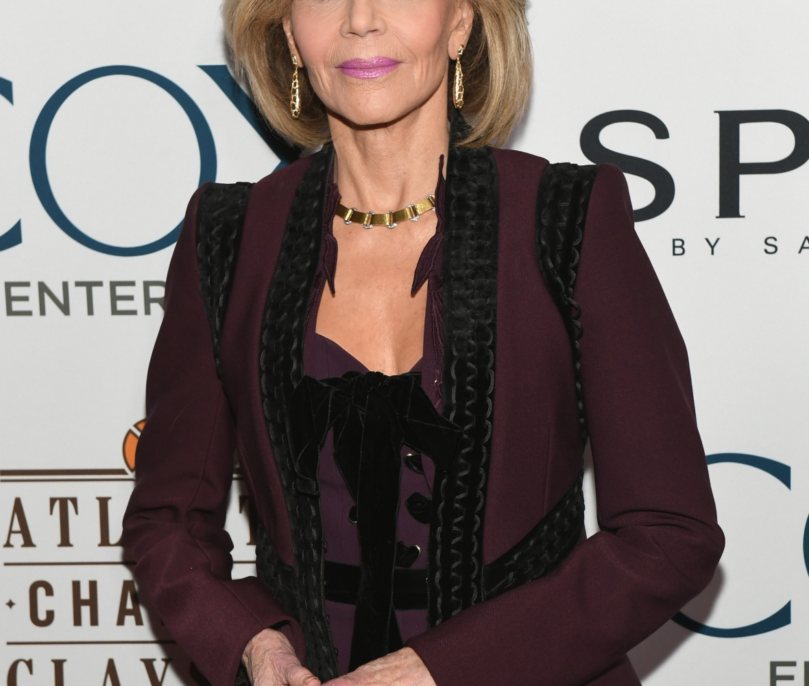 jane fonda getty images