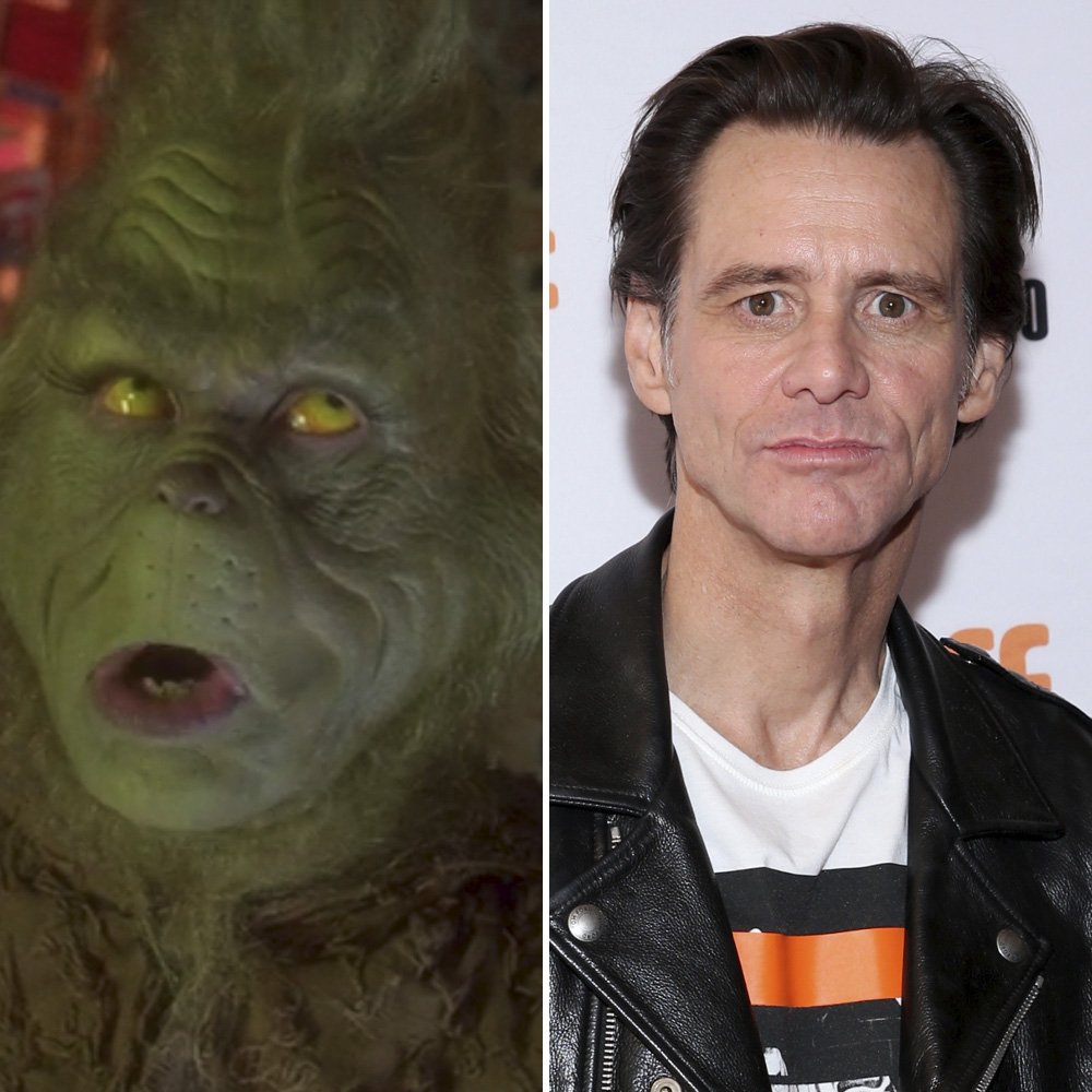 How The Grinch Stole Christmas Premiered 18 Years Ago See The
