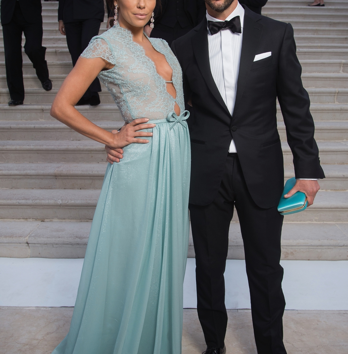jose antonio baston eva longoria getty images