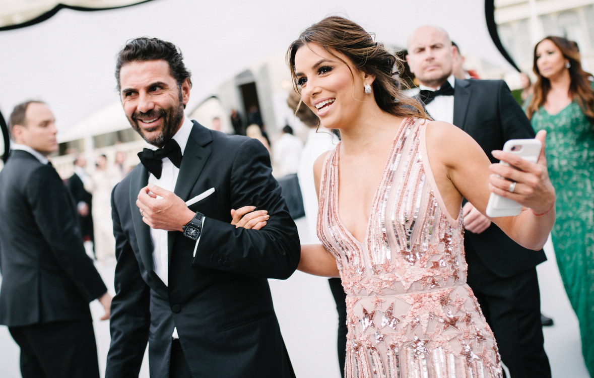 jose eva longoria - getty