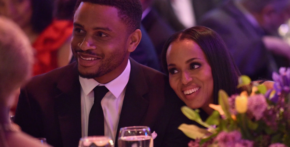 kerry washington husband getty