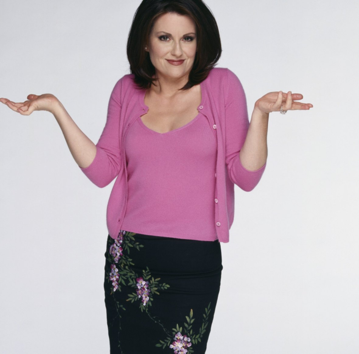 megan mullally 'will & grace' getty images