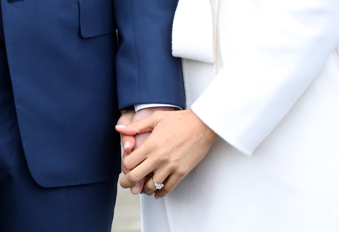 meghan markle ring getty images