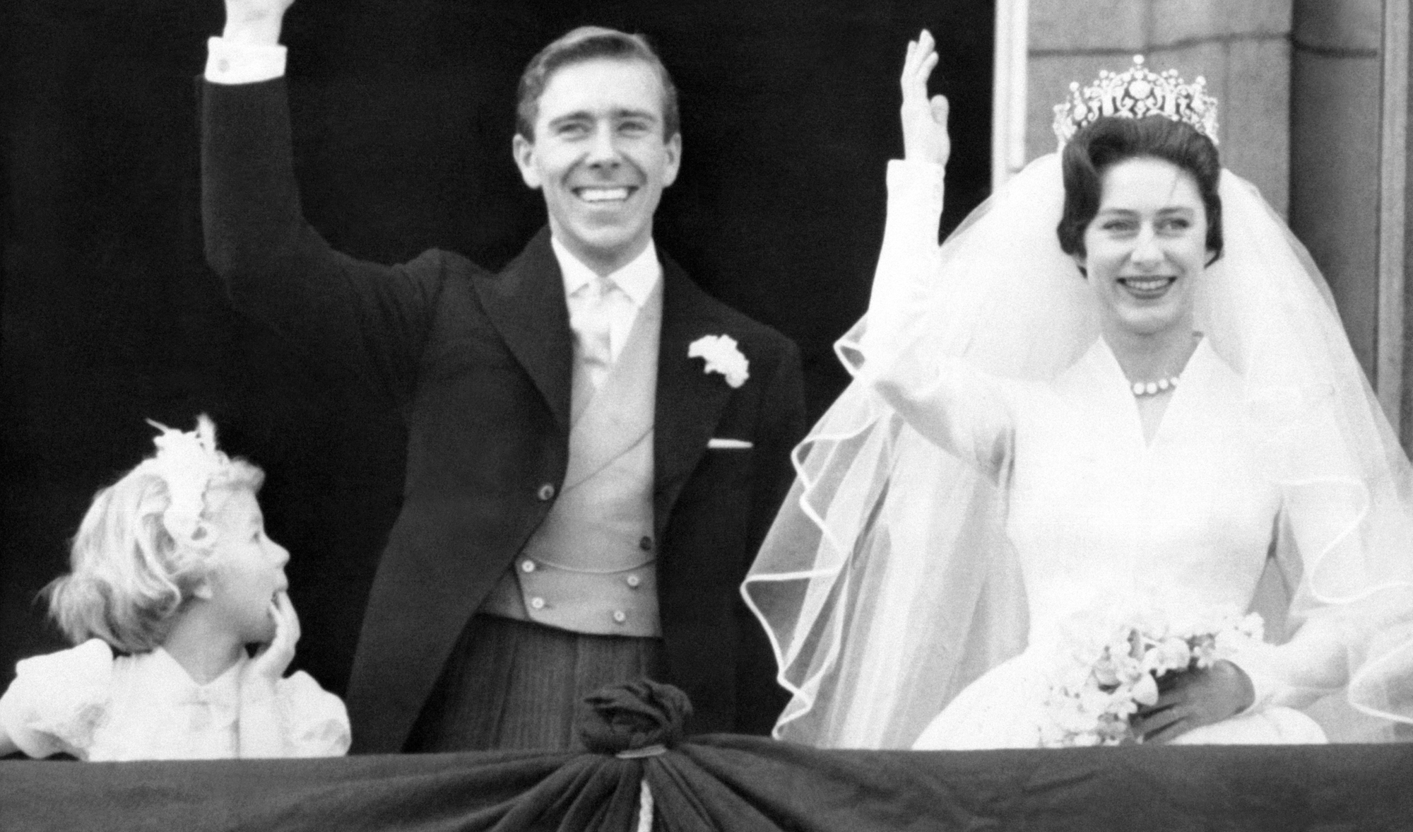 Princess Margaret S Wedding Details On The Dress Guests And Bridesmaids