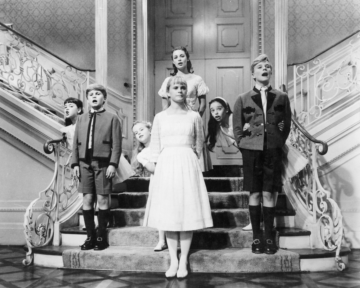'the sound of music' getty images