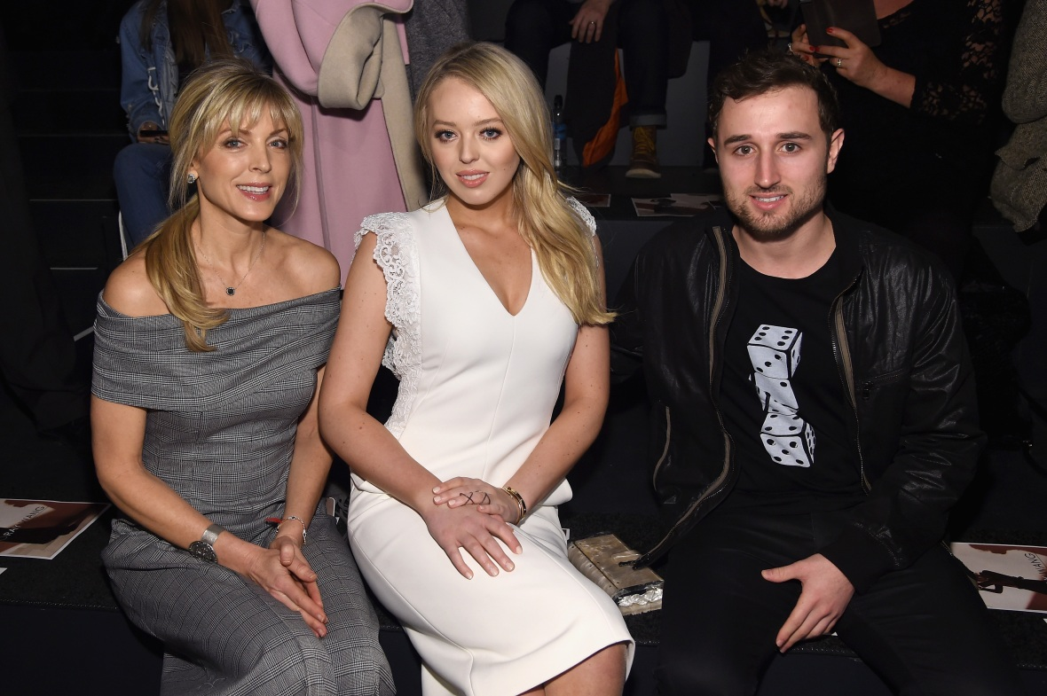 tiffany trump getty images