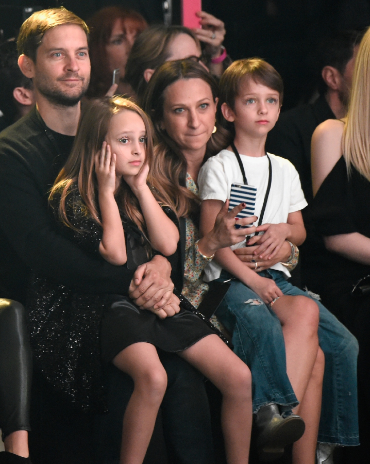 tobey maguire getty images
