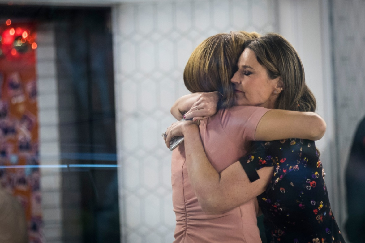 savannah guthrie today show getty images