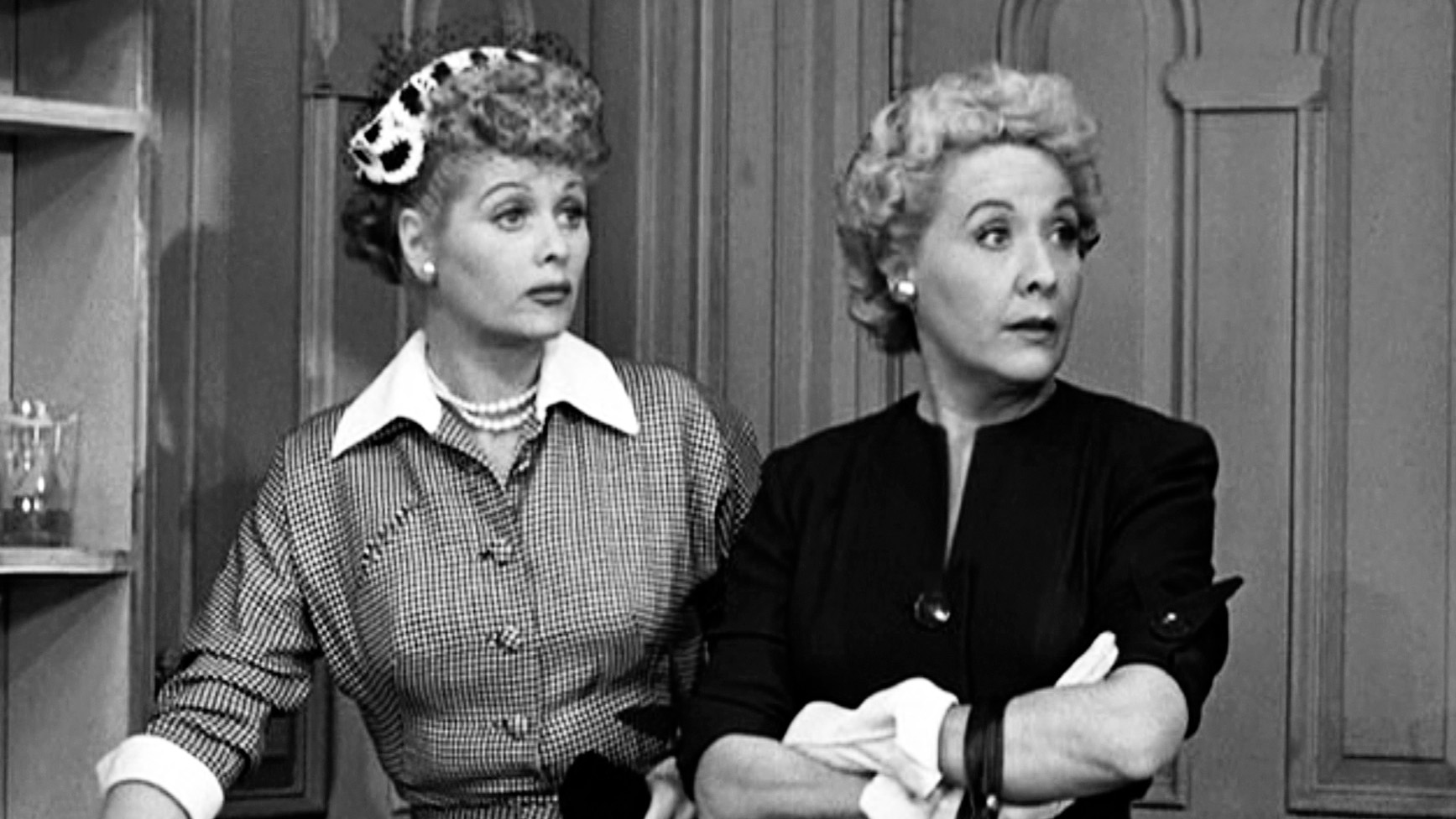 Image result for lucille ball vivian vance
