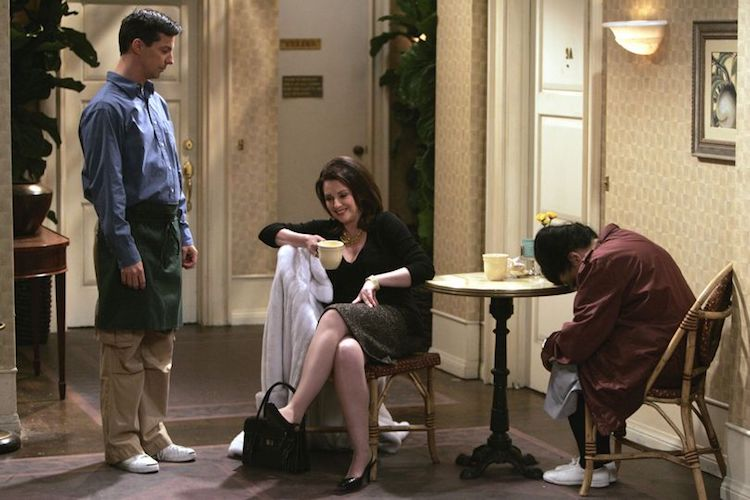 be7225addb4 17 Karen Walker One-Liners Every  Will   Grace  Superfan Should Recite With  Vodka in Hand
