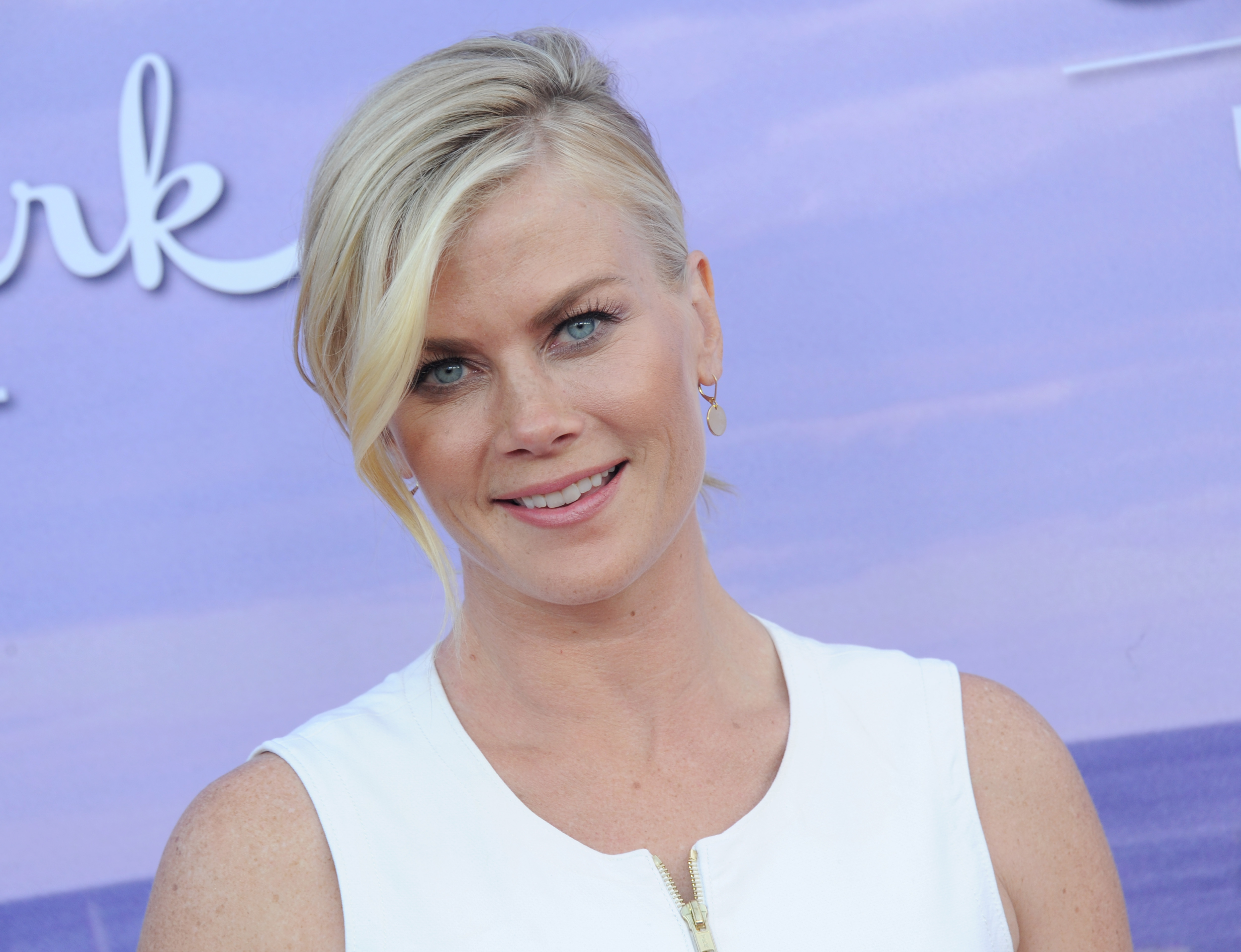 Alison Sweeney Family Pictures alison sweeney talks growing up with big tv roles