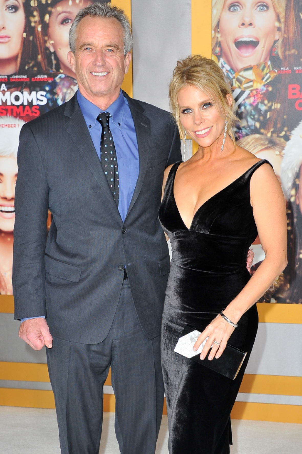 cheryl hines and her husband getty images