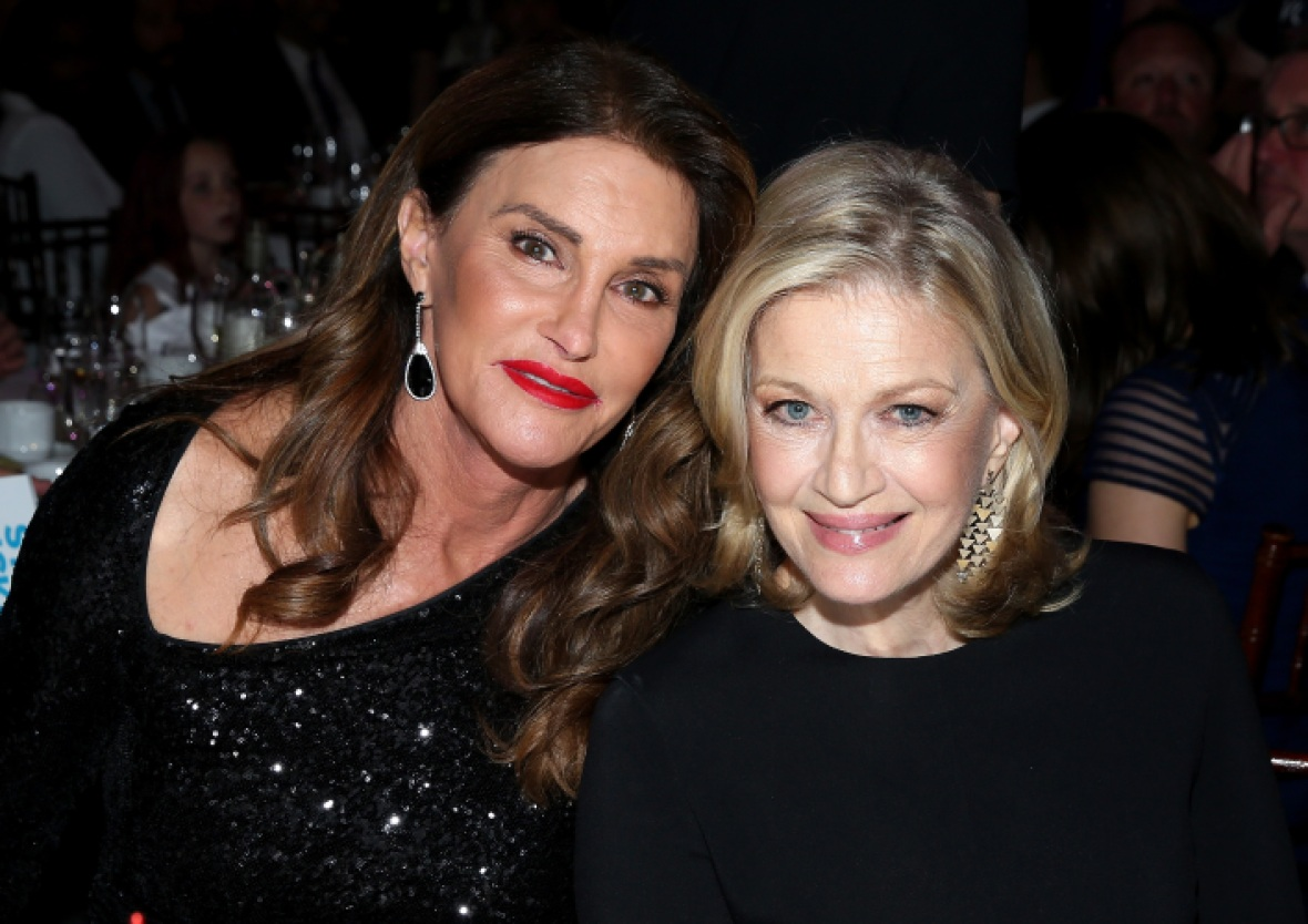diane sawyer caitlyn jenner getty images