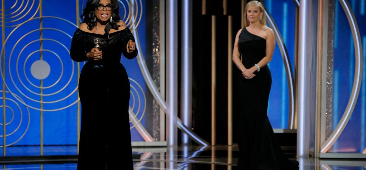 oprah, getty