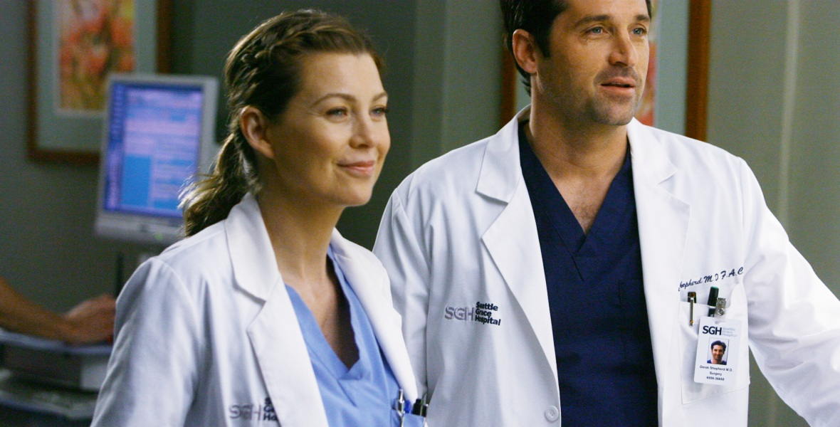 'grey's anatomy' getty images