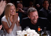 Gwyneth Paltrow and Chris Martin