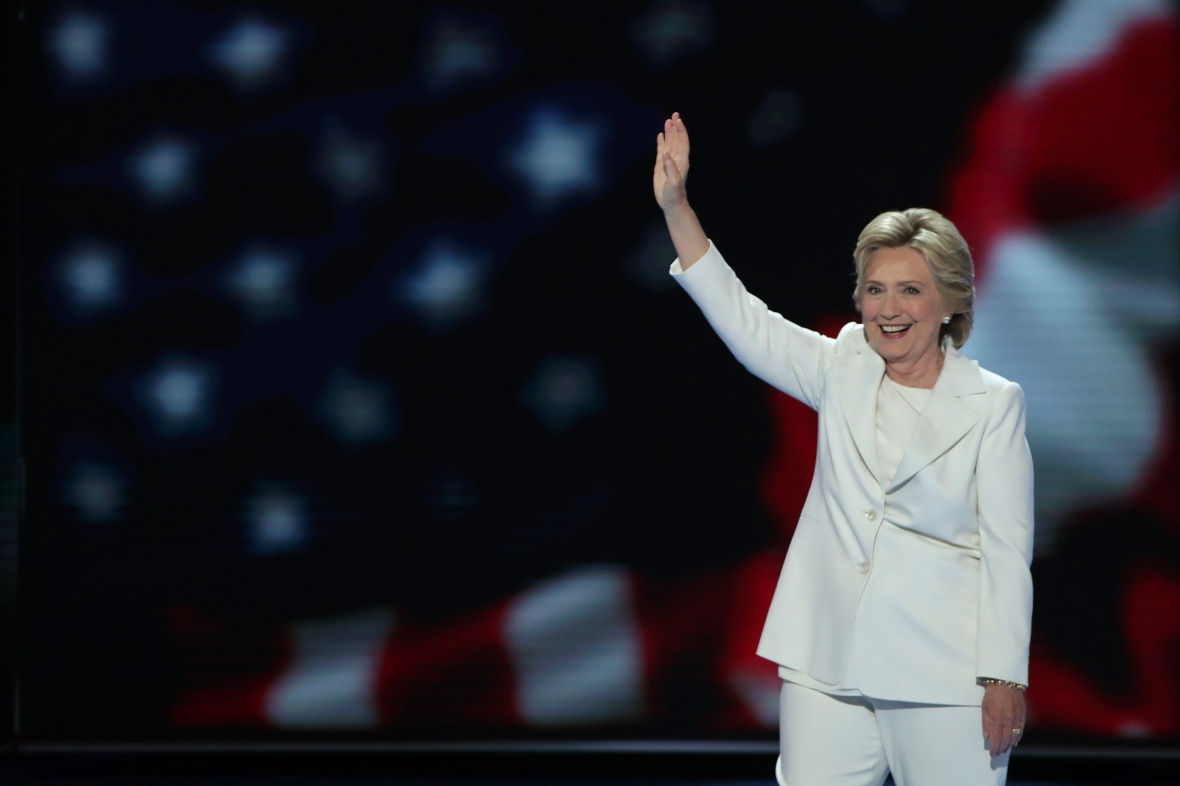 hillary clinton getty images