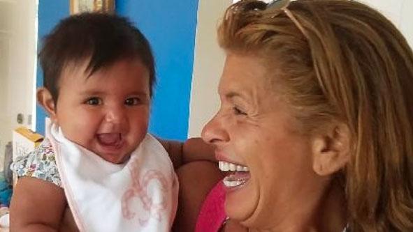 hoda-kotb-baby-daughter-haley-walking