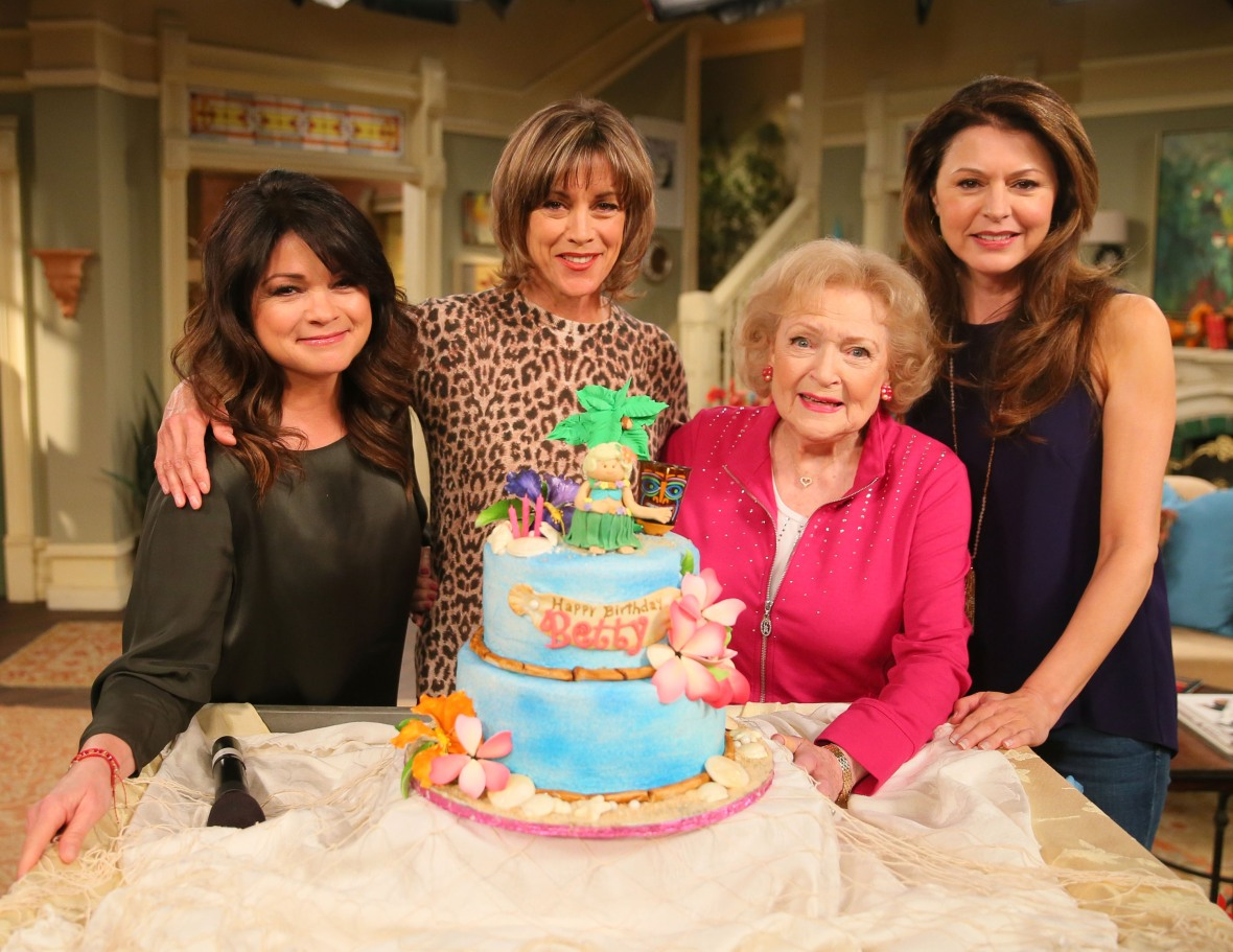 hot in cleveland getty images