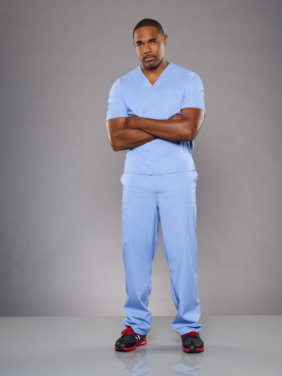 jason george 'grey's anatomy' getty images