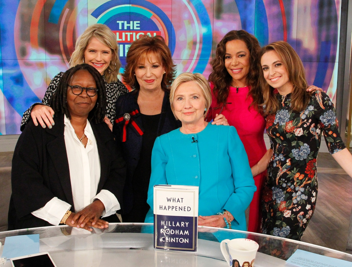 jedediah bila the view getty images