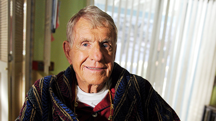 Jerry Van Dyke birthday