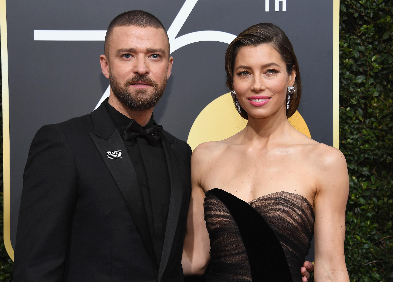 "Justin Timberlake Wants ""Many Kids"" With Wife Jessica Biel"