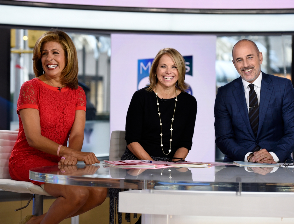 katie couric 'today' getty images