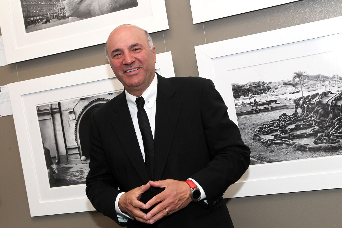 kevin o'leary getty images