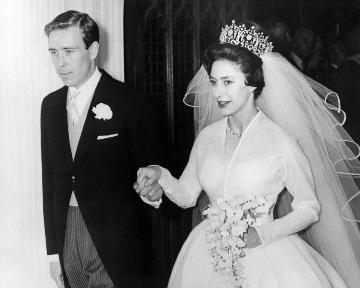 princess margaret and anthony armstrong-jones getty images