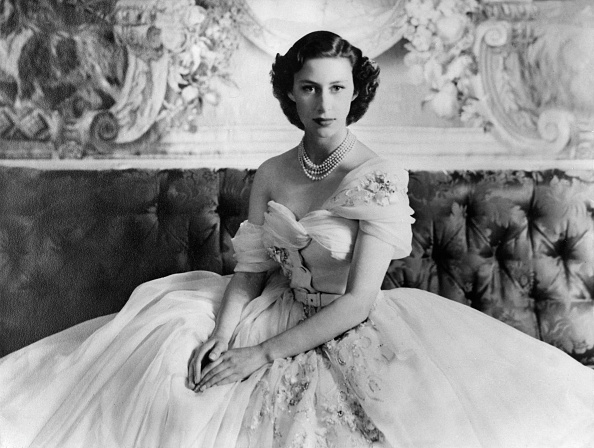princess margaret's beauty getty images