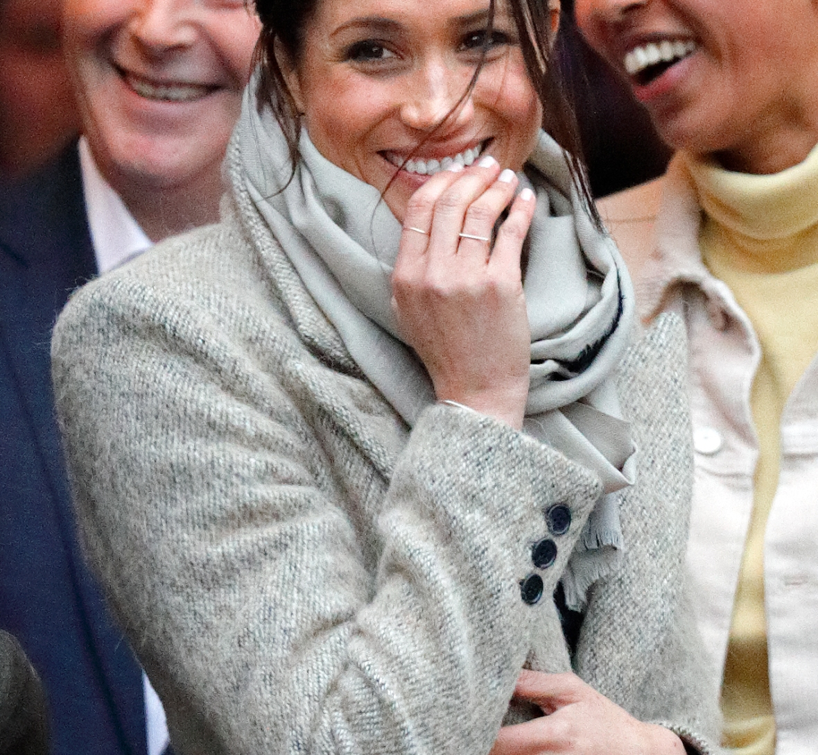 meghan markle getty image