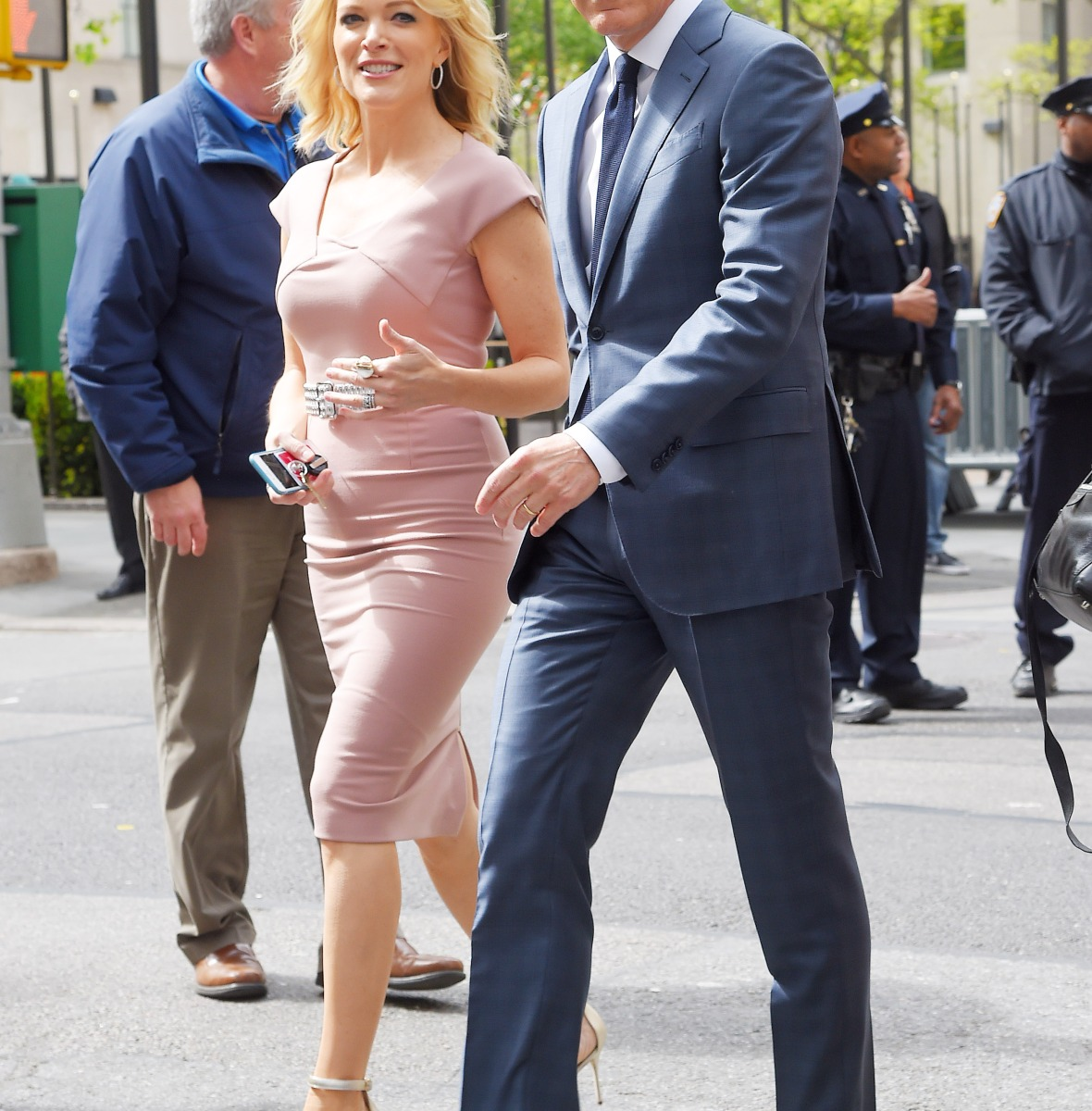 megyn kelly matt lauer getty images
