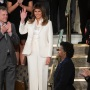 melania-trump-hillary-cliton-state-of-the-union