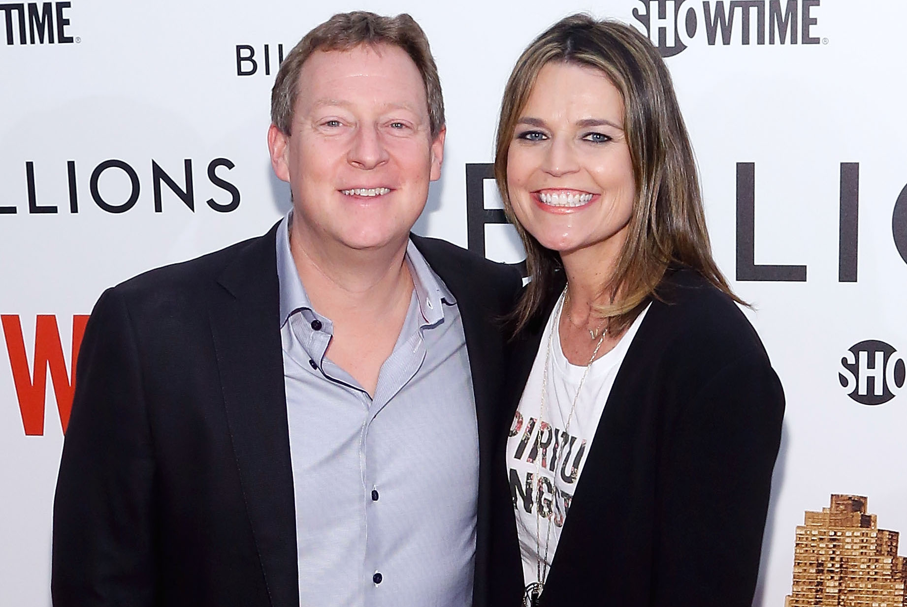 ed5357f04f Meet Savannah Guthrie s Husband