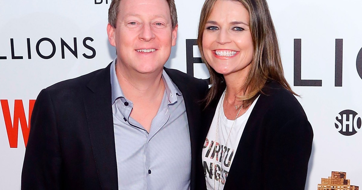 Meet Savannah Guthrie S Husband Mike Feldman