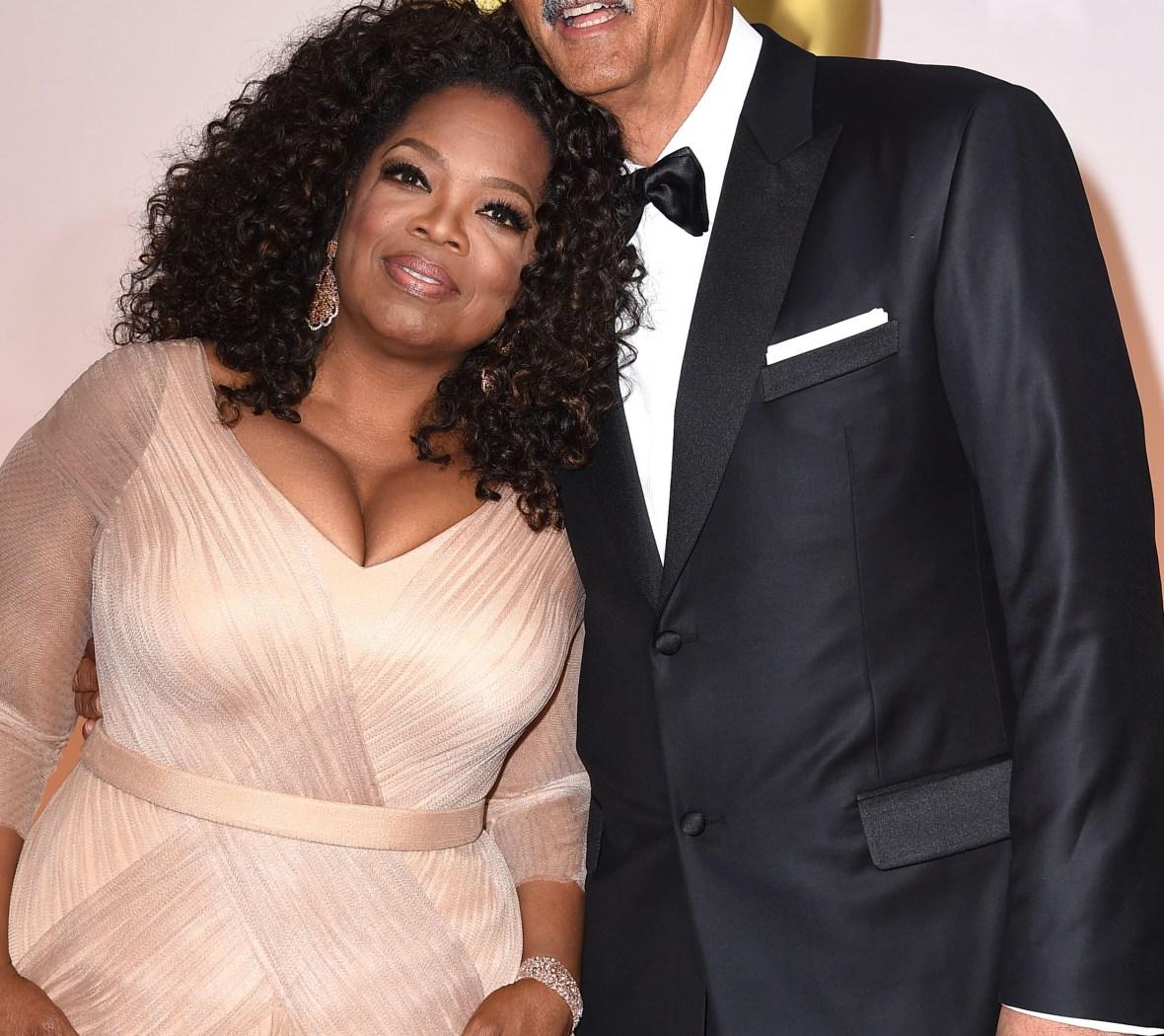 oprah winfrey and stedman
