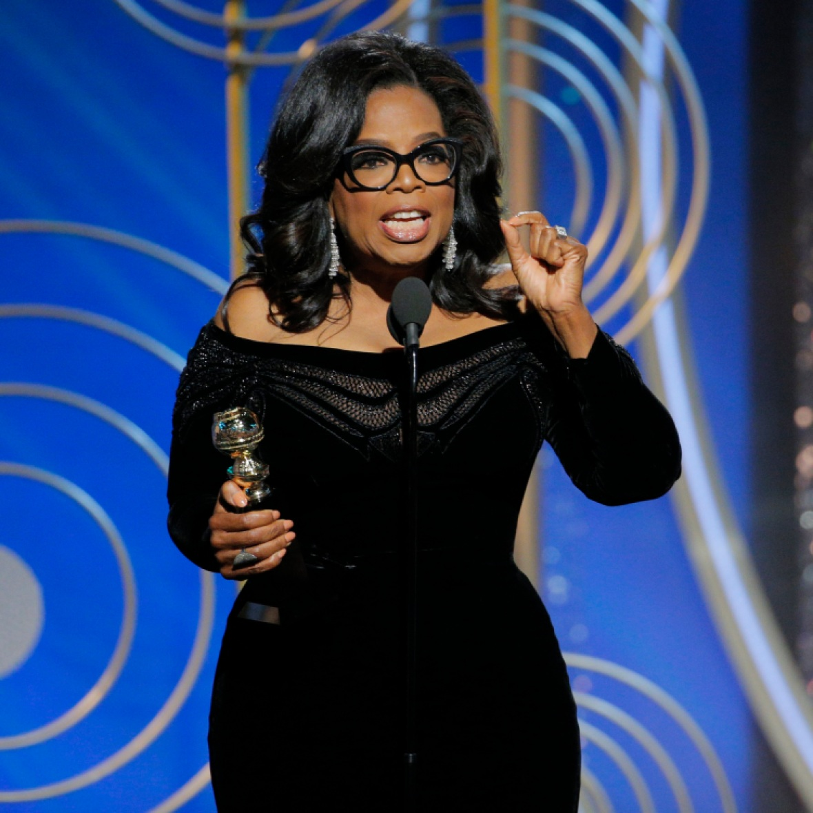 oprah winfrey golden globes getty images