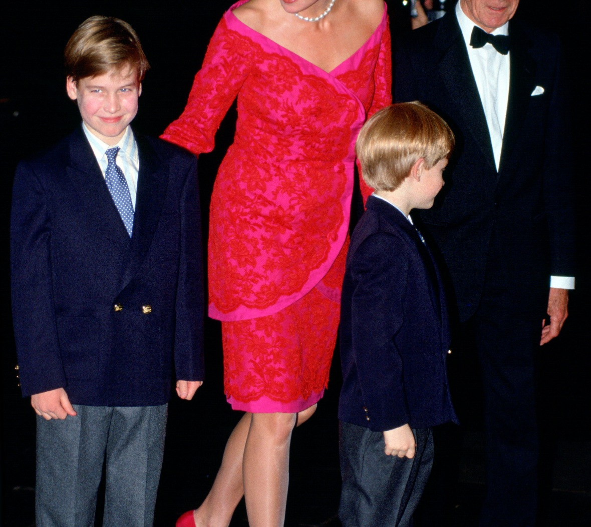 prince william 1991 - getty