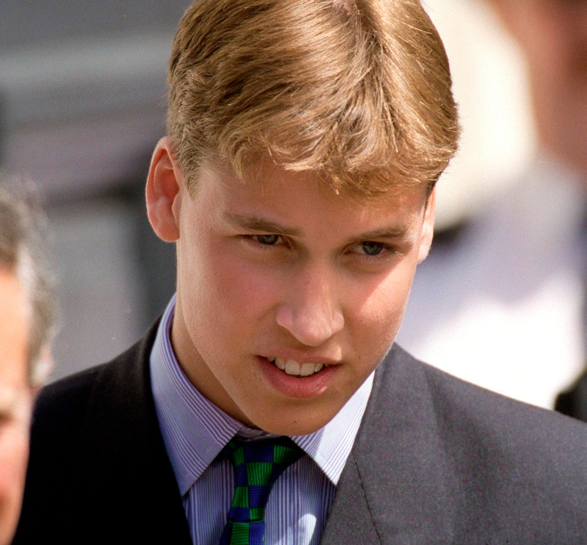 prince william 1998 - getty