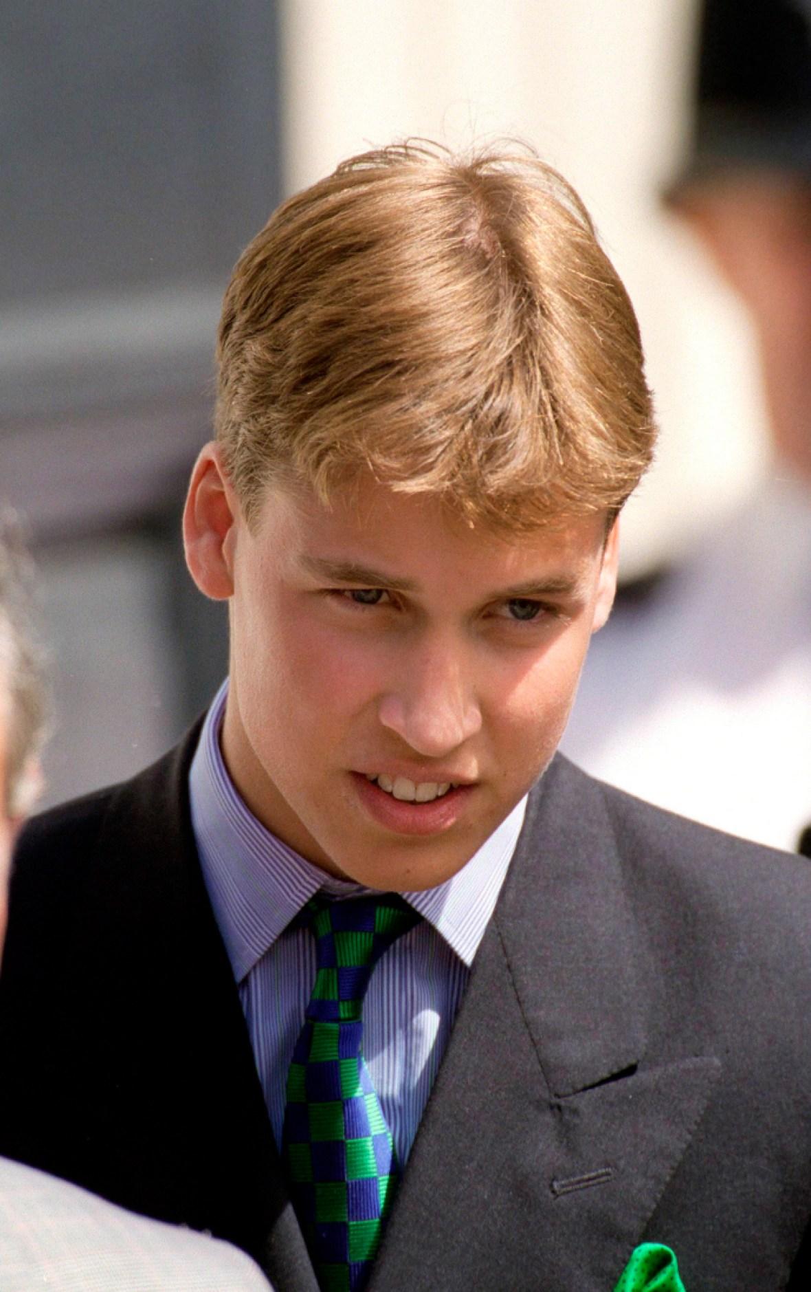 prince william 1998 - getty
