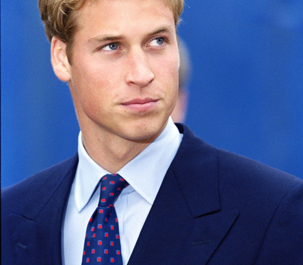 prince william 2001 - getty
