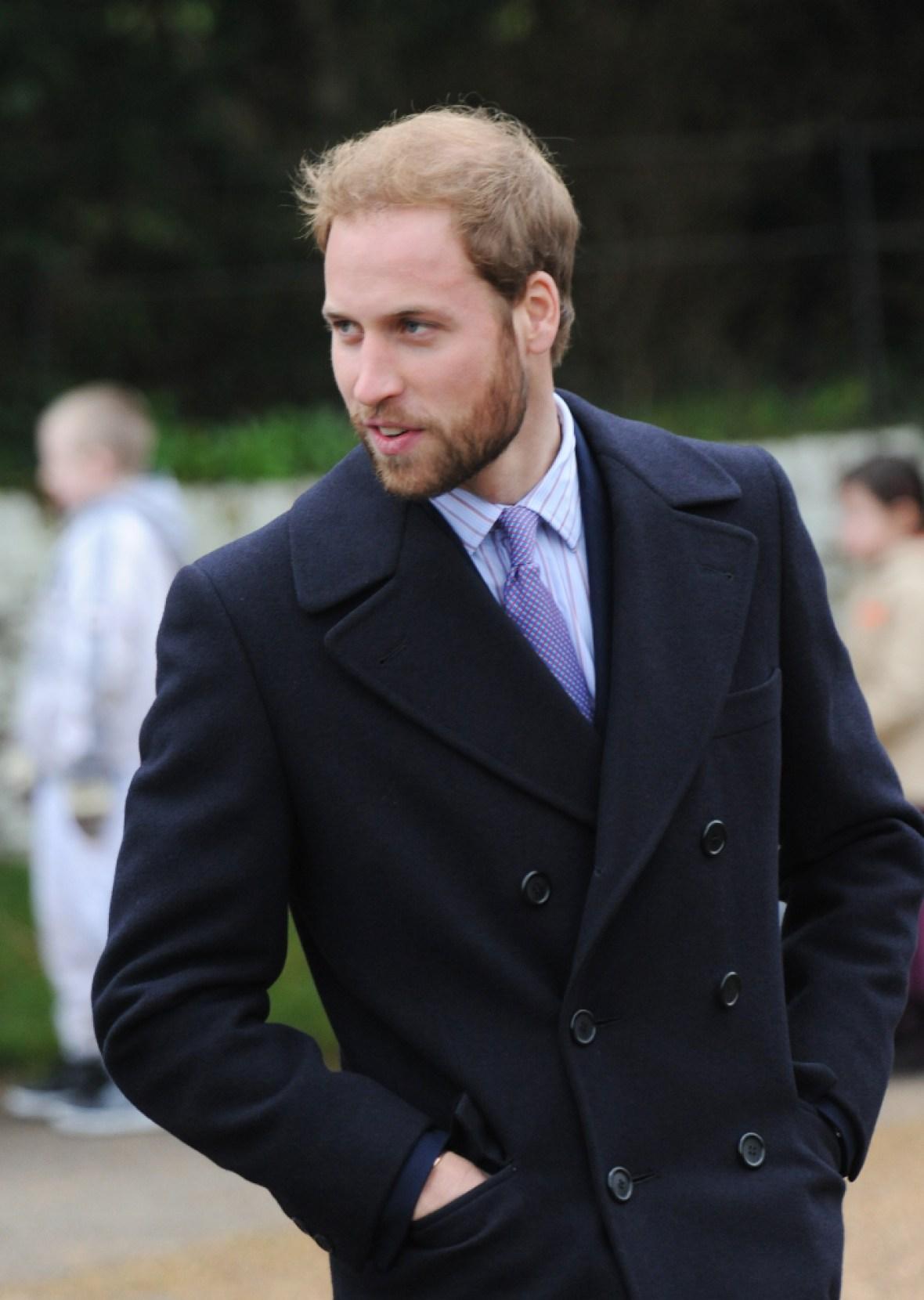 prince william 2008 - getty