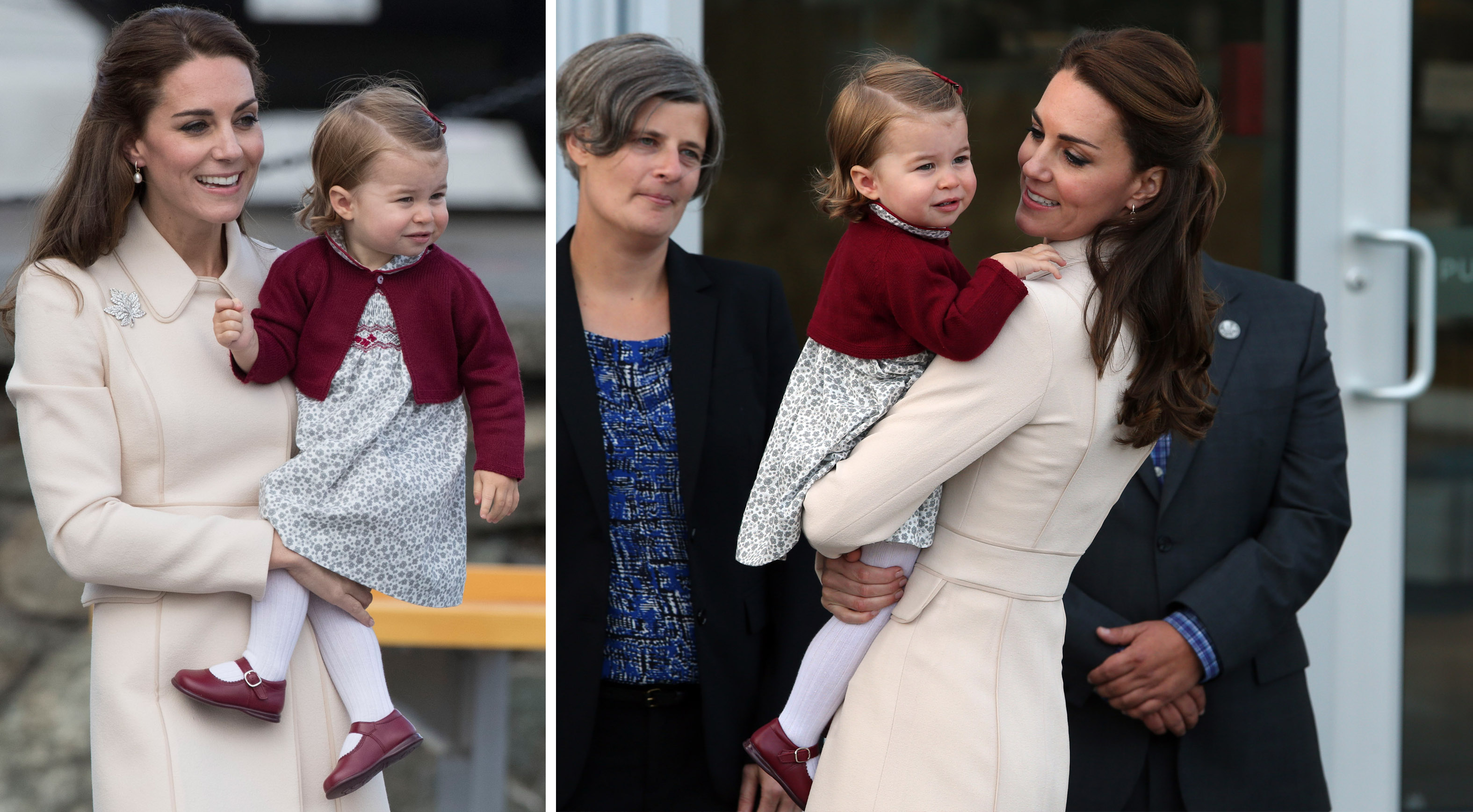 princess-charlotte-burgundy-cardigan